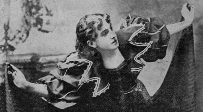 Lily Linfield 1893