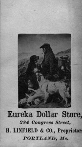 Eureka Dollar Store Advert