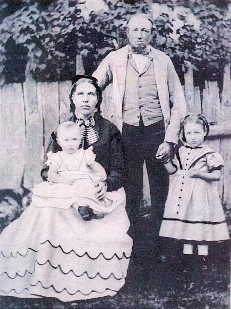 Hasted Lindfield and family