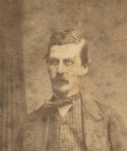 William Linfield (1822-92) of Worthing. Older brother of Henry Linfield.
