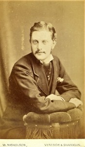 Fig. 14 A possible image of Mark Linfield, jun. (1852-82)