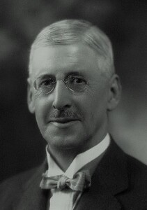 Fig.3 Frederick Caesar Linfield (1861-1939), Liberal MP
